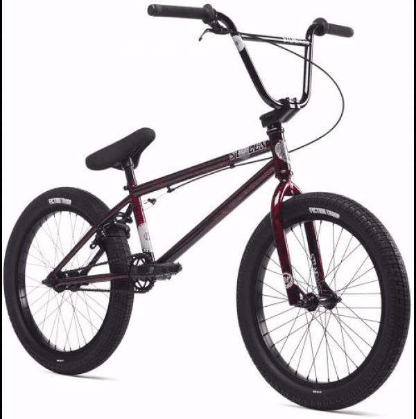 Bicicleta produtos em 360 graus