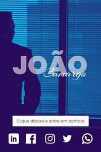 Cartão de Visita Digital Interativo 360tools CVODITKAT2 João Camargo Coach Coaching Mentoria