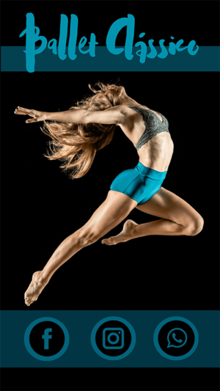 Cartão de Visitas Digital Interativo 360tools CVODITKAT Ballet Clássico