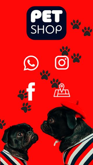 Cartão de Visitas Digital Interativo 360tools CVODITKAT Pet Shop