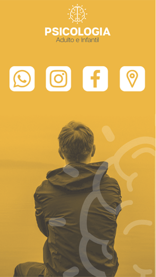 Cartão de Visitas Digital Interativo 360tools CVODITKAT Psicologia