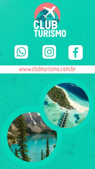 Cartão de Visitas Digital Interativo 360tools CVODITKAT Turismo