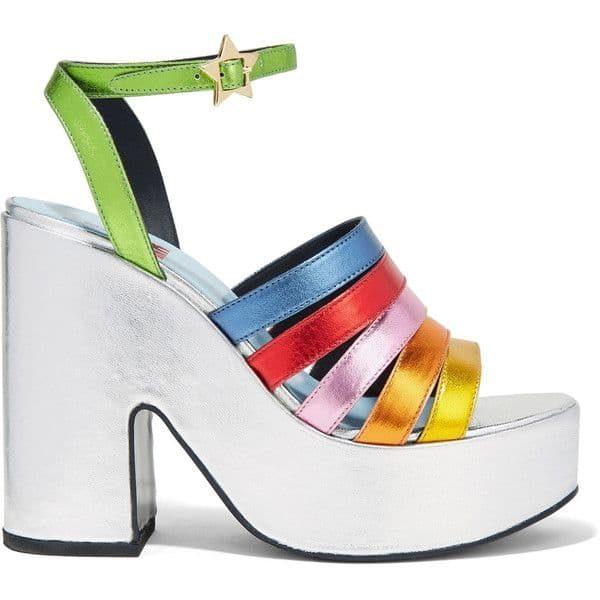 Sapatos produtos em 360 graus