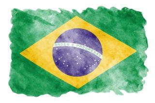 brasil flag 360mix